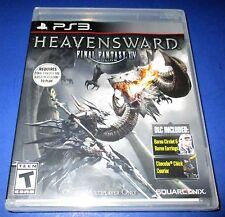 Final Fantasy XIV Online: Heavensward Sony PlayStation 3 *New! *Free Ship!