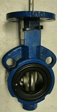 """Keystone 10"""" long Resilient Valve FIG 992 Trim 723 butterfly valve used"""