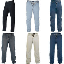 D555 Rockford Mens Comfort Big Tall King Size Casual Jeans