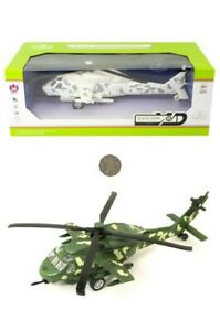 BLACK HAWK HELICOPTER, about 23 cm long , Brand New
