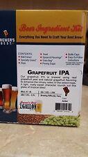 Brewers Best Grapefruit IPA 1 Gallon Ingredient Kit, Beer Making Brewing