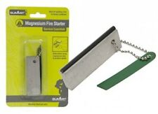 Summit Magnesium Fire Starter Camping Backpacking Survival Essentials 765004