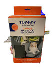 Top-Paw Canvas Hammock Seat Cover