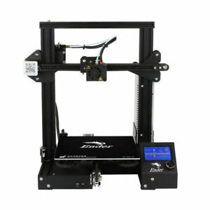 Imprimante 3D Creality Office Ender-3 d'occasion 220X220X250mm FR Stock