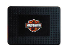 Harley-Davidson® Cargo Mat, Orange Bar & Shield Floor Mat,