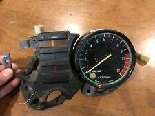 Kawasaki KZ750 Tachometer  KZ 750  Tach  Gauge Bracket Cover