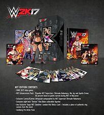 WWE 2K17: NXT Edition (Microsoft Xbox One, 2016) BRAND NEW / Region Free