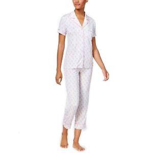 Alfani Women's Gray Pajama Set Size 2XL Retail