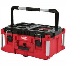 Milwaukee PACKOUT Modular Tool Box 22 in. 100 lb. Capacity Impact Proof