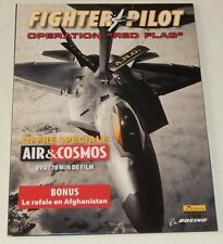 "Dvd FIGHTER PILOT Opération ""Red Flag"" + BONUS : Le RAFALE en AFGHANISTAN"