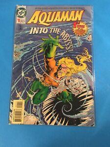 1994 DC Comics AQUAMAN #1 Into The Abyss