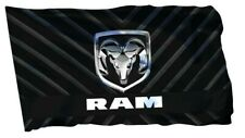 Dodge Ram Flag Banner 3x5 ft 1500 2500 Car Racing Man Cave