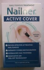 Nailner Active Cover Nail Fungus Treatment Natural Nude - 30ml
