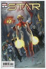 Star # 5 Cover A (Captain Marvel) NM Marvel