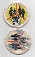 "Family Life Merit Badge, Type L, ""Since 1910"" Back (2012-Current)"
