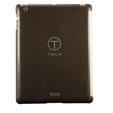 TUMI T-Tech Polycarbonate Snap Case for iPad1 or iPad2~NEW~Carbon Fiber Pattern