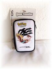 Housse Sacoche Officielle Blanche Pokémon Platinium Version 3DS DS Lite DSI