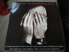 """Elton John sacrificio/curación manos Raro 12"""" SINGLE"""