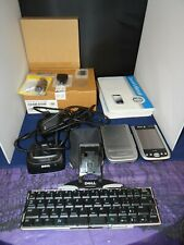 Dell Axim X51 Silver PDA Palm Pilot Pocket PC Digital Organizer Bundle +Keyboard