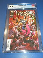 Amazing Spider-man #65 CGC 9.8 NM/M Gorgeous gem Wow
