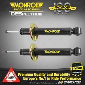 Rear Monroe OE Spectrum Shock Absorbers for HONDA CR-V RD 2.4ltr 4cyl 4WD 01-07
