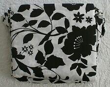 NEW Donna Karan Shadow Floral King Duvet Plus 2 King Shams Set