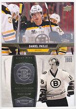 10-11 Dominion Rick Middleton /99 Bruins 2010 Panini
