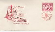 Czech Republic First Day Cover Stamps
