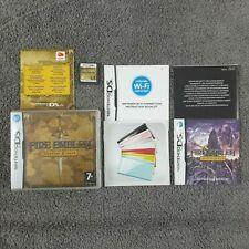 ds FIRE EMBLEM Shadow Dragon Nintendo PAL UK Nice Condition