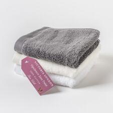 Victoria London Opulence zero twist Bath Sheet,  Charcoal Grey