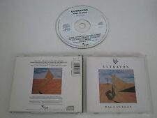 Ultravox/Rage in Eden (Chrysalis CDP 32 1338 2) CD Album