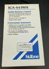 IC-502WH IM5000 IM5006 IC502 Nutone White Selective Outside Remote Control New