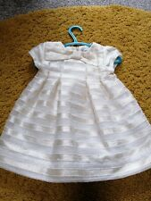 Mayoral dress 12 months