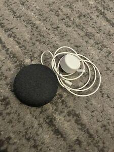 Google Home Mini H0A Smart Assistant Speaker - Charcoal