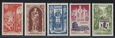 1951 Monaco Scott #268-273 - Anno Santo High Values - MH