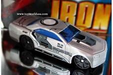 2010 Maisto Marvel Iron Man 2 Stallion Drone (silver)vehicle exclusive
