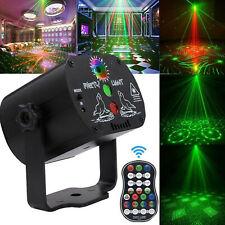 RGB LED Ball Proyector láser Luz de escenario DJ Club Disco KTV Party Bar
