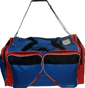 Sr Hockey Bags with Skate and End Pockets by JAMM