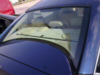 CITROEN C6 HEATED REAR BACK WINDSCREEN WINDOW GLASS