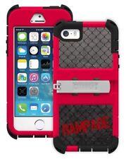 Trident Kraken AMS RE Hybrid Shockproof Rugged Case for Apple iPhone 5/5s - Red
