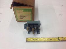 "GE CR9503207EAB313 Industrial Solenoid 16V Coil Side MtG 3/4"" Stroke NEW IN BOX"