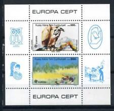 Cyprus 1983 Mi. Bl. 5 SS 100% * Cept, birds