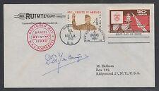 1960 Belgium rocket mail Boy Scouts 15C1 - de Bruijn