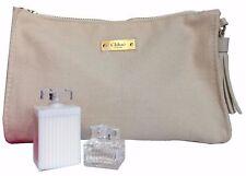 CHLOE EAU DE PERFUME GIFT SET - 5ML EDP & 30 ML BODY LOTION IN MAKE UP POUCH
