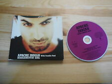 CD HipHop Apache Indian-raggamuffin Girl (3) canzone MCD BMG/Islanda