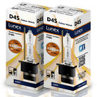 2 x D4S Genuine LUNEX CAR XENON BULBS REPLACEMENT FOR PHILIPS GE OSRAM 4300K