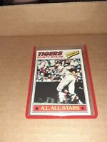 1977 Topps #420 Rusty Staub all star Detroit Tigers Vintage Card
