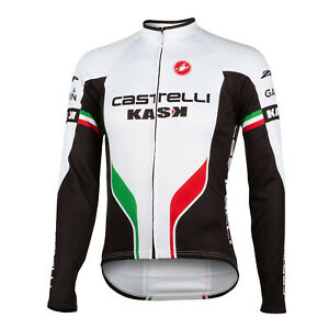 Castelli Servizio Corsa Men's Aero Race Cycling Jacket Size XS - XXXL