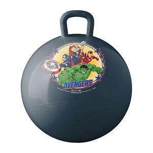 Hedstrom Avengers Bouncing Ball Kids Bouncing Ball Hopper
