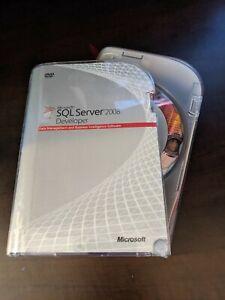 Microsoft SQL Server 2008 Developer Edition